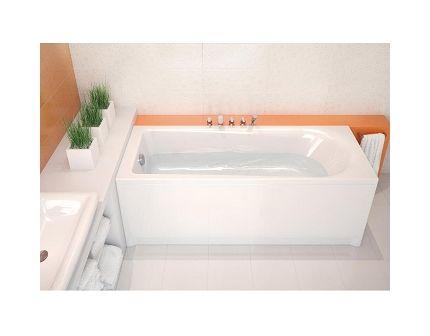 Baignoire nue rectangulaire 140x70 Flavia - S301-104 - Plomberie sanitaire chauffage