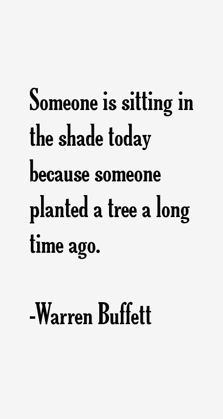 Warren Buffett Quotes