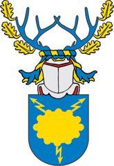Åsklund family Coat of Arms