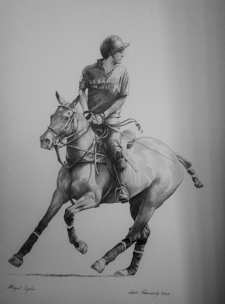 Miguel Ayala Argentine polo professional