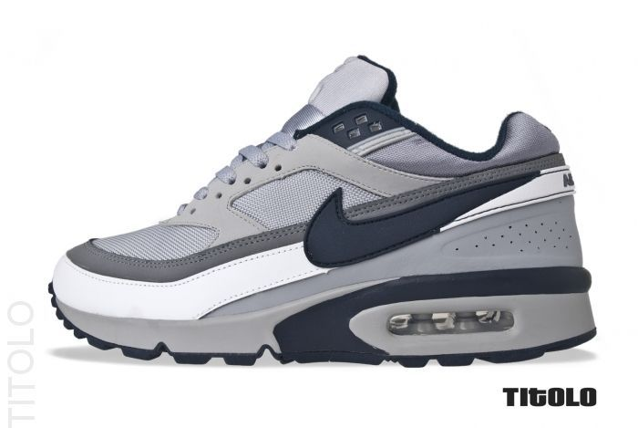 Another clean look for the Nike Air Classic BW has recently