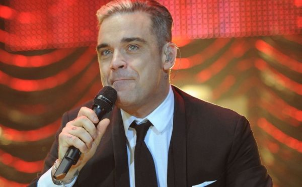 Ismét apa lesz a budapesten koncertezett Robbie Williams! / JOY.hu #robbiewilliams #father #baby #again #celebrity #swingbothways