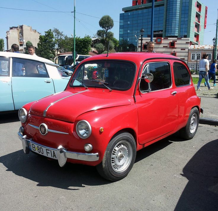 1965 Zastava 750 (Fiat 600)