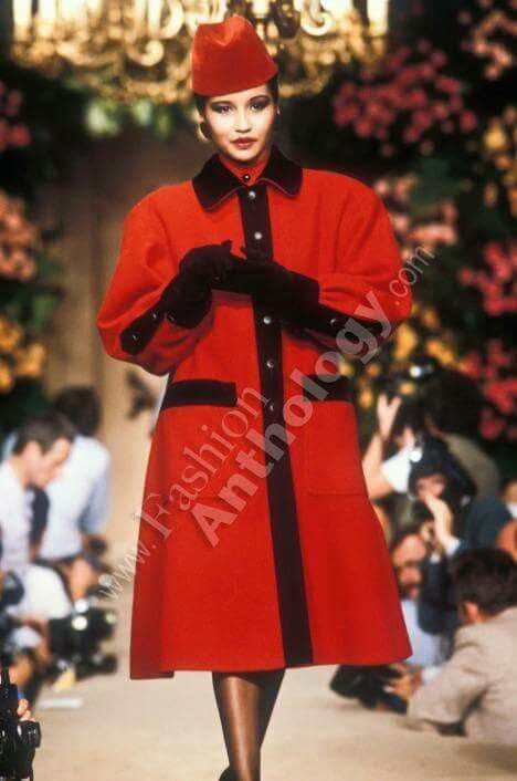 Yves saint laurent fall 1983 80s yves saint laurent for Miroir yves saint laurent