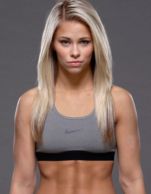 Paige VanZant Nude Photos 38