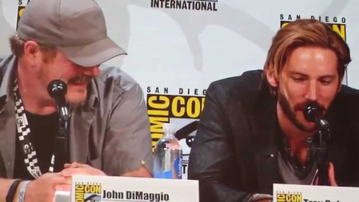 John DiMaggio and Troy Baker: Joker-Laugh-Off