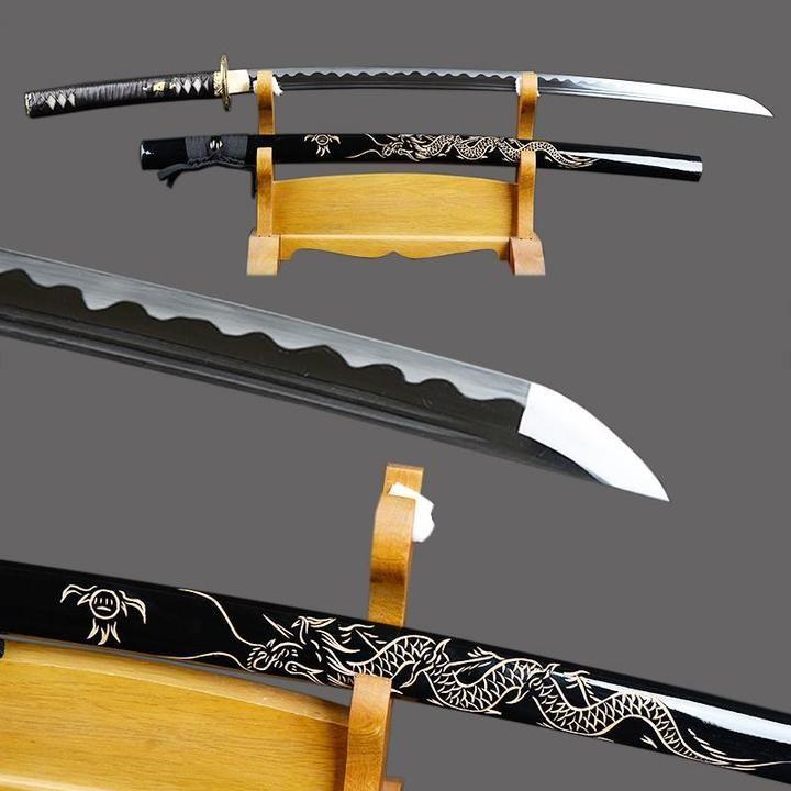 "53/"" Elegant samurai sword silk sword bag for Japanese Katana Wakizashi"