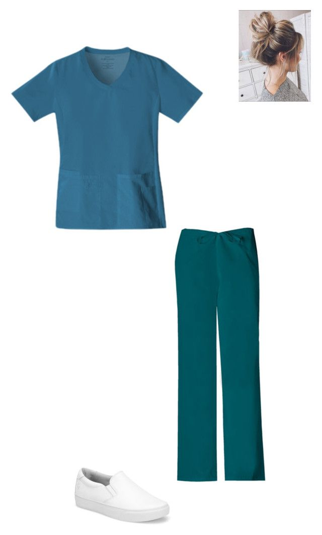"""Meeting Uuma Again"" by maryvarleyrox on Polyvore featuring Cherokee and Nurse Mates"