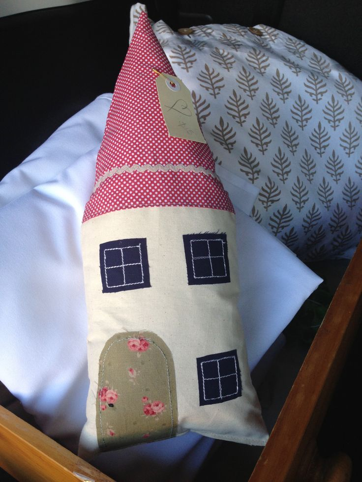 House cushion, 1st attempt