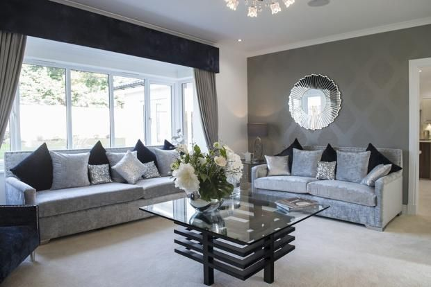 Typical Taylor Wimpey Home Decorating With Love Pinterest Living Rooms Room And Living