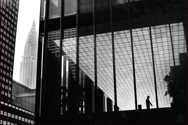 Charles Harbutt - Portfolio