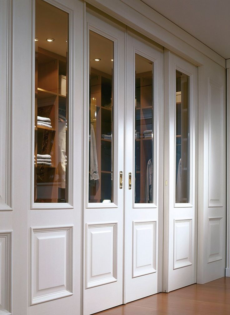 Sliding Double Doors