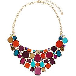 A day-brightening necklace perfect for fall - and under $50