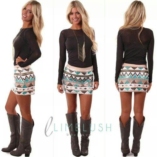 ❤ Cowgirls Fashion