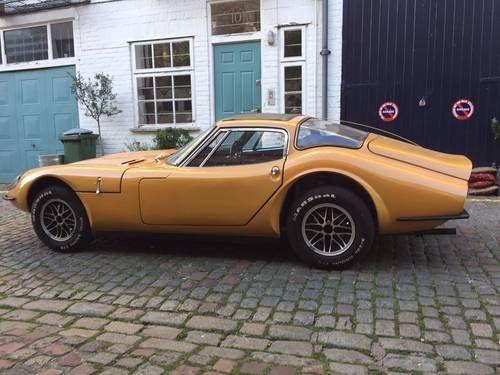 Marcos GT 3ltr. Unrestored Timewarp One Owner Car For Sale (1971)