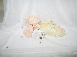 Sepatu Bayi Perempuan - Boyds Baby Collection Lacie manis Langkah Sepatu Bayi dan Mini Beruang | Pusat Sepatu Bayi Terbesar dan Terlengkap Se indonesia