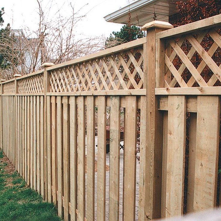 Wood fence roma our product pinterest