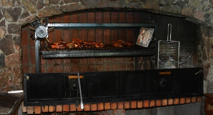 Parrilla del Domingo de Grill - Hotel Villa Morra Suites