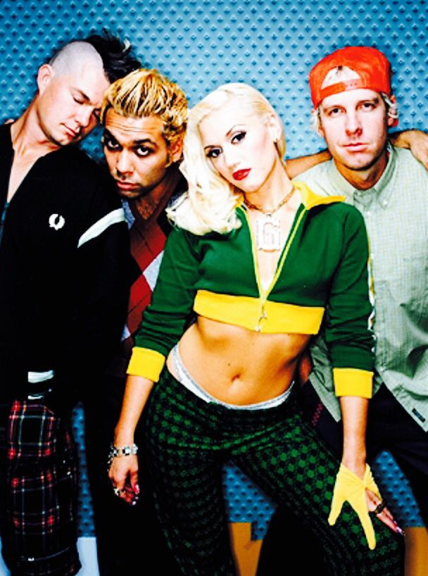 22 best Gwen Stefani (No Doubt) images on Pinterest | Gwen stefani ...