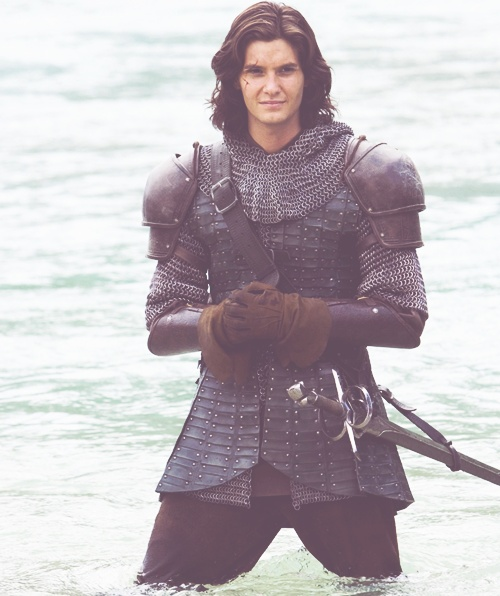 Prince Caspian. Please trim your hair---- rep inning for that