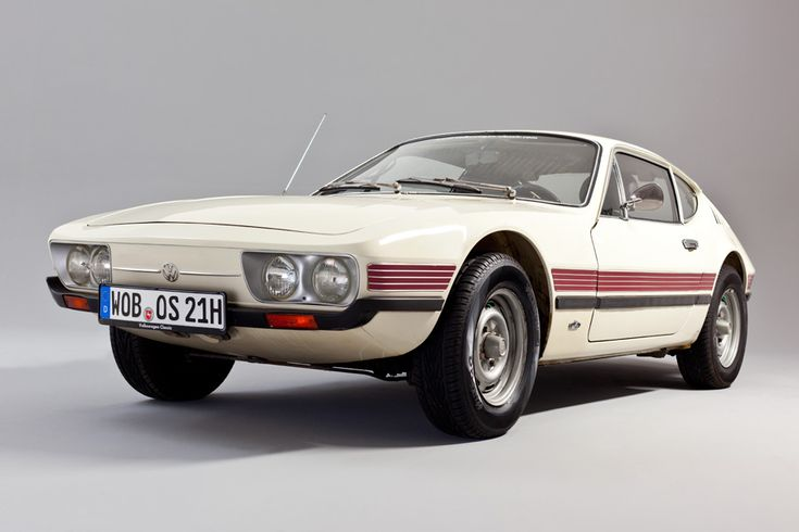 Volkswagen SP2 (1972 - 1976) - The Brazilian VW SP2 was a sports car developed by Volkswagen Brasil for that market. Over 10,000 were made.