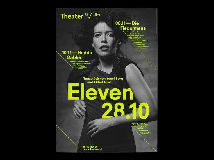 Bureau Collective – Theater St.Gallen Saison 2011/12