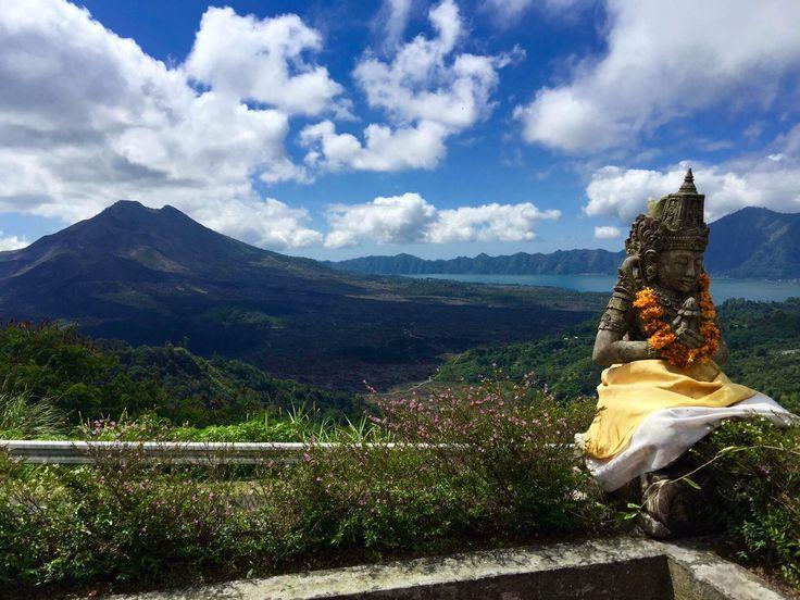 Batur Voulcano