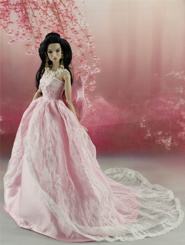 641 best Barbie doll images on Pinterest | Crocheting, Barbie doll ...