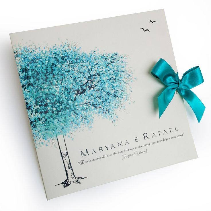 Convite rústico - Árvore