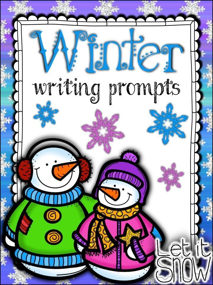 This 'Let It Snow' winter writing prompts pack contains a total of 30 journal prompts for use throughout the winter months.  The writing prompts are open-ended and can be used for a daily response journal or more structured and guided journal writing, after class/small group discussion or research.  I have also included blank templates, with and without a themed border. Included are handwriting guidelines, as well as lines only, for more advanced, able writers.