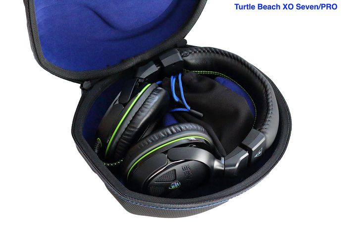 Dn8pro Carrying Case Bag For Turtle Beach Ear Force I60 I30 Z300 Z60 Xo Seven X32 Px3 5 Xp300 500 Px22 24 Recon 320 Ear F Turtle Beach Headphones Carrying Case