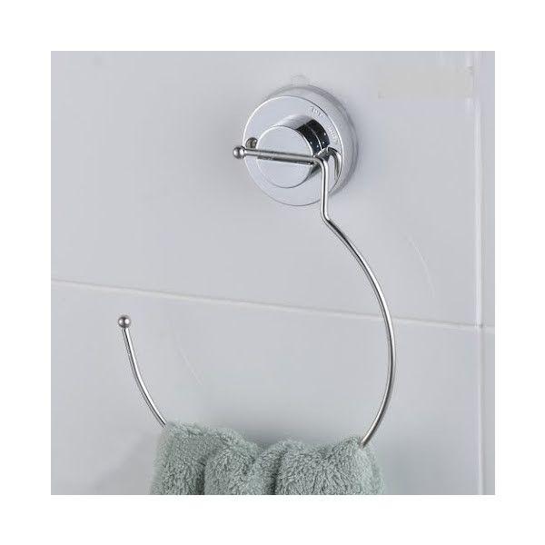 Háček na ručníky/utěrky bez nutnosti vrtání Ring | Bonami
