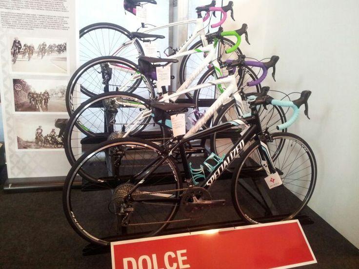#bici Dolce para mujer en varios tonos, muy a la moda