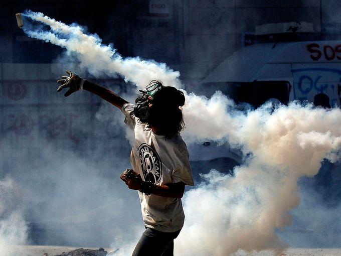 Taksim protests
