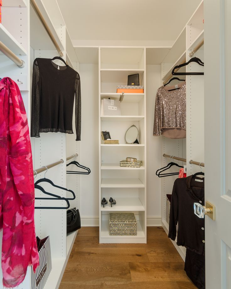 Walk In Closet Solutions: 17 Best Images About Walk-In Closet Organizers On
