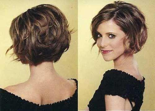 Astounding 1000 Ideas About Short Thick Hair On Pinterest Hairbrush Short Hairstyles Gunalazisus