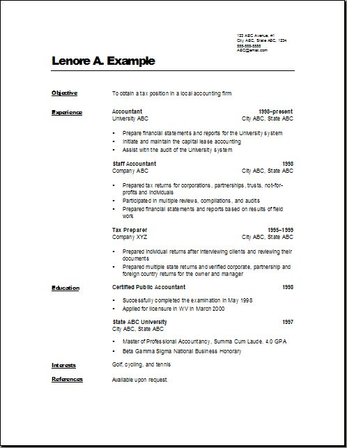The 25+ best Cashiers resume ideas on Pinterest Artist resume - accounting resume tips