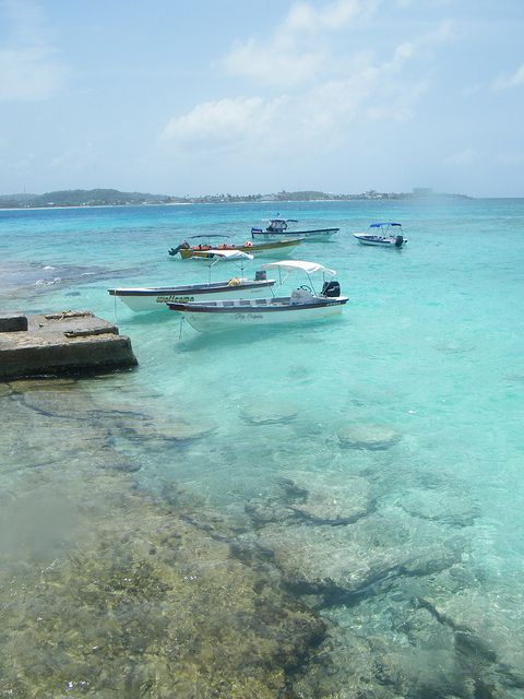 San Andres Island, Colombia