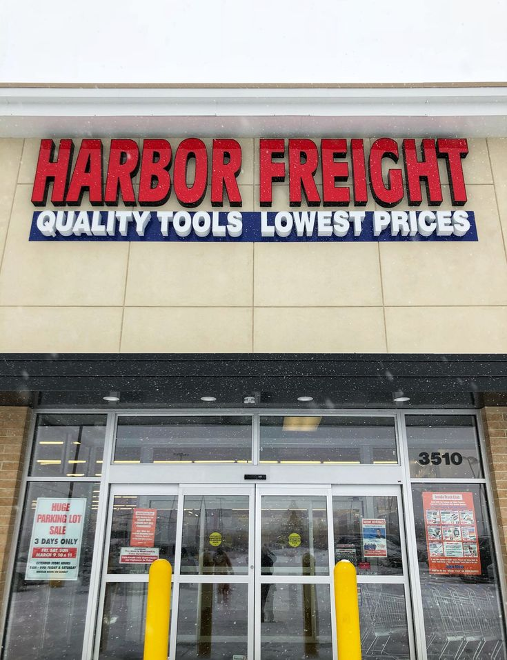 Harbor Freight Tools - Our Favorite DIY Picks   Apartment Therapy