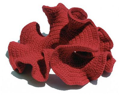 In 1997 Cornell University mathematician Daina Taimina finally worked out how to make a physical model of hyperbolic space that allows us to feel, and to tactilely explore, the properties of this unique geometry. The method she used was crochet.