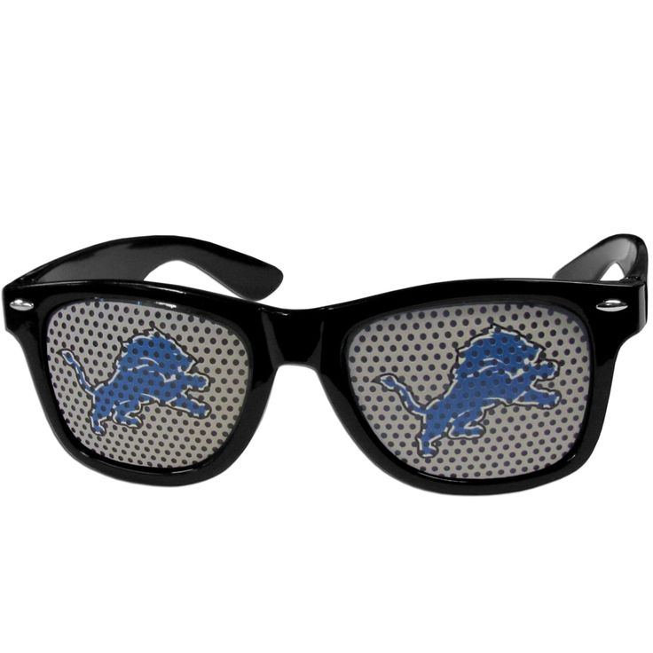 Siskiyou NFL Detroit Lions Game Day Shades