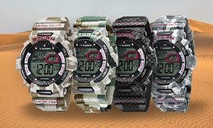 Groupon - 49€ για Unisex Ρολόι Παραλλαγής DIADORA STORM, σε 4 Χρώματα σε [missing {{location}} value]. Τιμή Groupon: 49€