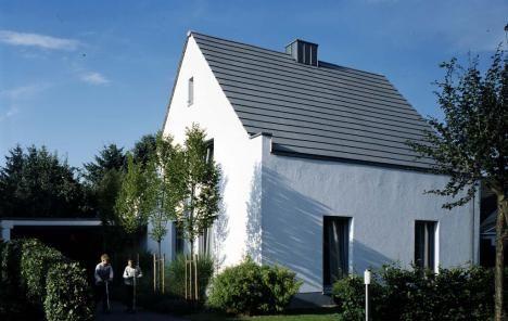Wenn die Gerüste fallen, erkennt man ein altes Haus oft nicht wieder. Hier ist das völlig anders: Proportionen & Charme blieben erhalten.