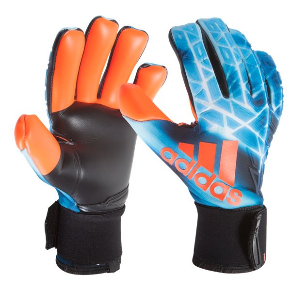 pretty nice c3480 4a205 adidas ace rojo gloves