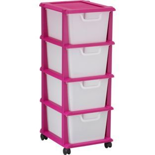 Storage Drawers Plastic Storage Drawers Argos