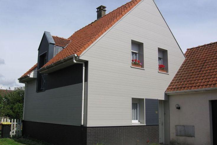 Produits utilisés : Revêtement de façades isolants M32 & M62