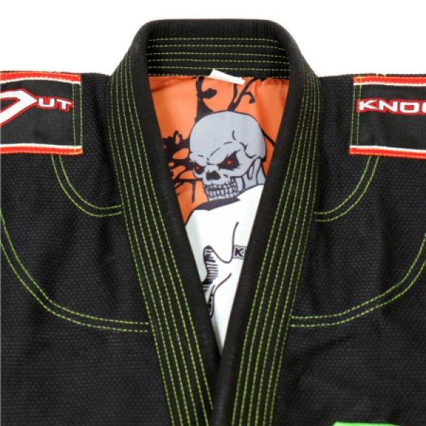 KO Sports Gear's Black Collector Gi  - BJJ Kimono and Pants - for Jiu Jitsu