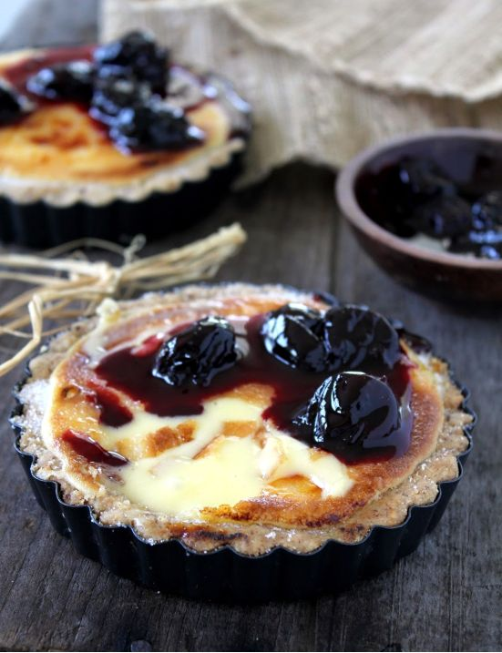 Mascarpone Brulee with Fresh Berries can be good fruit dessert for warm days. If it is a warm day and if you are interested in making a dessert with berries then you can really opt for this dish. T…