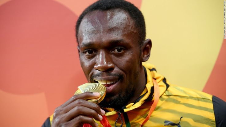 The Jamaican Sprinter – Usain Bolt