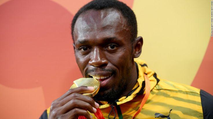 The Jamaican Sprinter – Usain Bolt